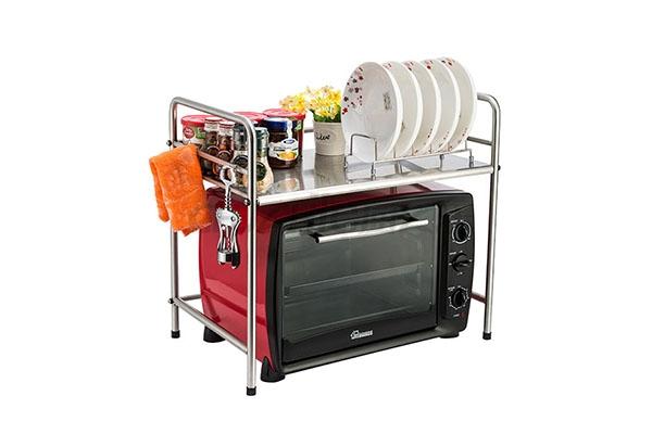 橱柜拉篮的优点所属便是能够开展高效率规律性的收纳整理