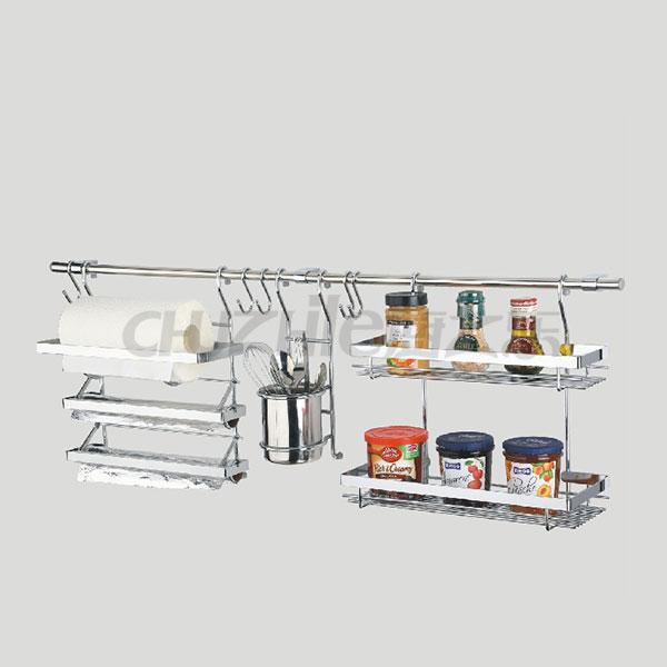 组合式厨房挂钩架